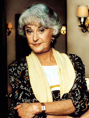 Bea Arthur's Favorite Vegetarian Breakfast: Get the Recipe!
