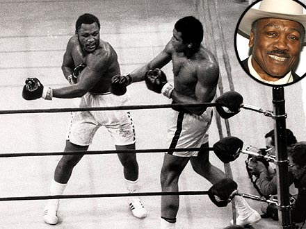 Joe Frazier Dead After Battle with Liver Cancer