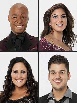 Dancing with the Stars Results: Elimination and Final 3