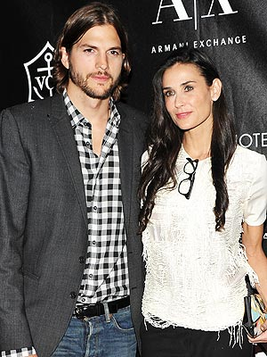 Demi Moore & Ashton Kutcher: What Now?