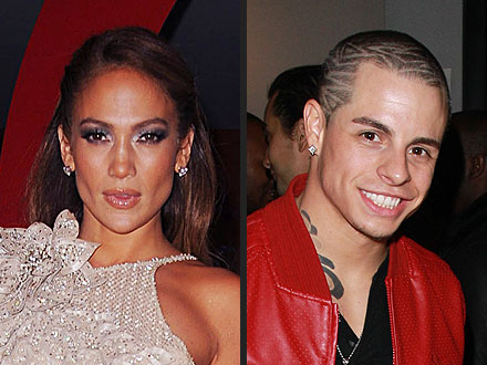 Jennifer Lopez Dating Dancer Casper Smart?