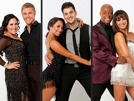 Dancing with the Stars Finale: Ricki Lake, Rob Kardashian, J.R. Martinez Compete