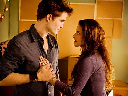 Breaking Dawn - Part 1 Review