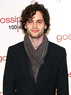 Penn Badgley Recalls His Scariest Fan Moment – with 50 Catholic Schoolgirls | Penn Badgley