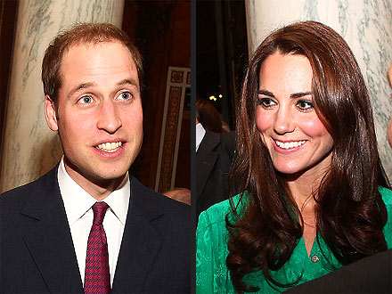 Prince William & Kate Dazzle at Gala for Queen Elizabeth