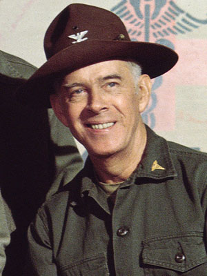 Harry Morgan Dies at 96