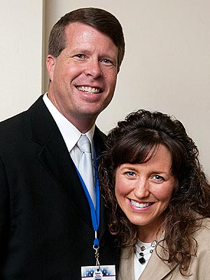 19 Kids and Counting Stars Jim Bob Duggar, Michelle Duggar Go Snorkeling