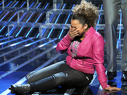 Rachel Crow: Nicole Scherzinger Not to Blame for X Factor Elimination