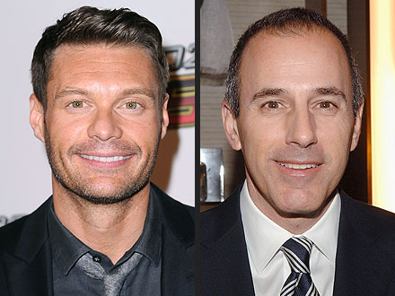 Ryan Seacrest May Replace Matt Lauer on Today Show