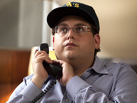 Golden Globe Nominations: Jonah Hill in Moneyball