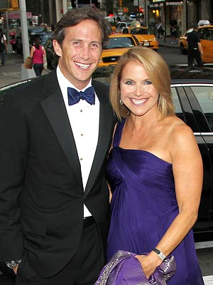 Katie Couric Splits from Brooks Perlin; Breakup Reports