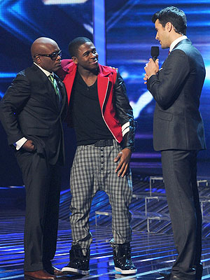 X Factor Elimination Results: Marcus Canty Goes Home