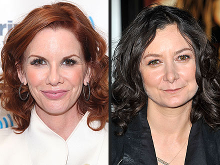 Sara Gilbert Embarrassed on The Talk by Sister Melissa Gilbert