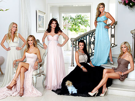 Kim Richards, Taylor Armstrong Cause Drama on Real Housewives
