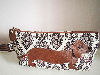 Etsy Fave! Canine-Inspired Handbags Come Through In the Clutch