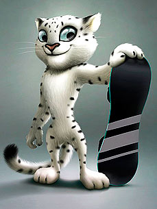 The Water Bowl: Russia Olympics Mascots are Animals! Plus, British Prime Minister's Cat is Lazy