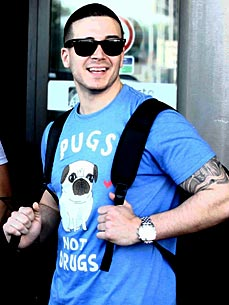 Get the Look: Vinny Guadagnino&#39;s Pug-ly Shirt