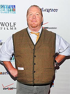 Mario Batali Is on the Lookout for a New Dog