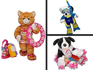 Build-A-Bear's Cool Cats & Hot Dogs Are Big Summer Fun