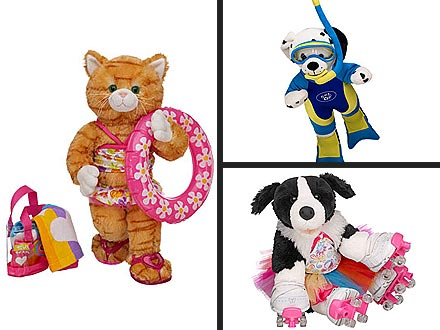 Build A Bear Hot Dogs And Cool Cats