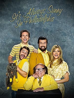 It&#39;s Always Sunny in Philadelphia Season 7 Photo