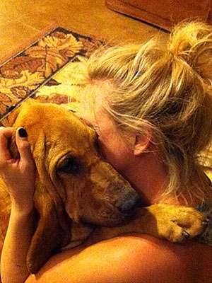 Miranda Lambert Gets New Dog