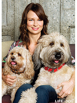Mary Lynn Rajskub Covers LIFE+DOG Magazine