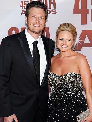 CMAs: Blake Shelton, Miranda Lambert, Taylor Swift, The Band Perry