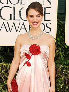 Is Natalie Portman Pregnant? She Shows Off Baby Bump at Golden Globes