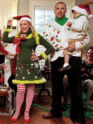 Melissa Joan Hart's Crazy Holiday Sweater Party