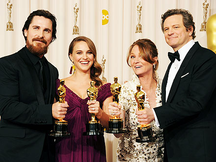 Oscars 2011:Winners & Nominees
