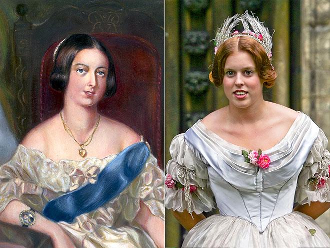 Royal Look-Alikes in History