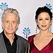 Desert Stars: Celebs Party in Palm Springs | Catherine Zeta-Jones, Michael Douglas