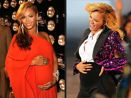 Beyonce, Jay-Z Expecting: Her Belly Bump Poll