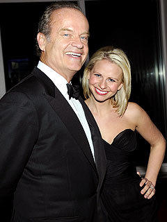Kelsey Grammer and New Girlfriend Expecting a Baby