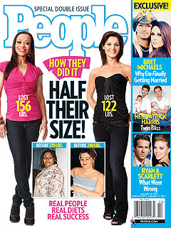 Meet PEOPLE's 'Half Their Size' Cover Girls!