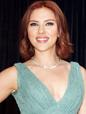 Scarlett Johansson on Marriage, Gossip About Herself
