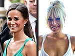15 Best Fashion Faceoffs of 2011 | Lindsay Lohan, Pippa Middleton