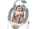 Today's Giveaway: An Ingenuity by Bright Starts Baby Bouncer (a $50 Value!)