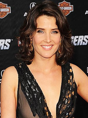 Cobie Smulders: My Daughter's Ready for My Wedding