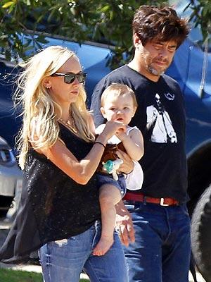 Spotted: Benicio del Toro's Lovely Ladies – Moms & Babies ...