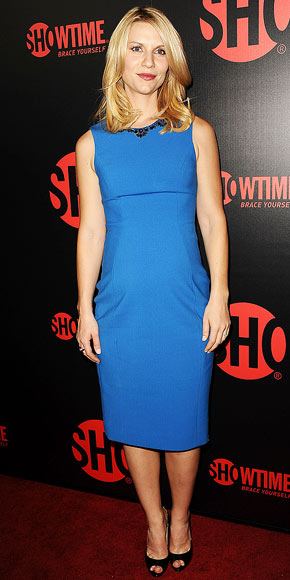 Claire Danes's Simple & Polished Maternity Style