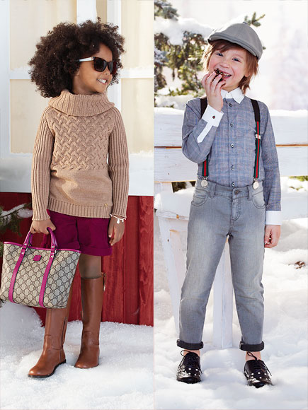 Dream Designer Outfits – for Kids!