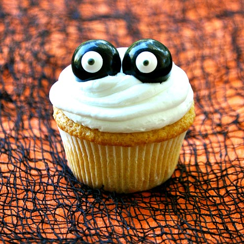 7 Scarily Delicious Cupcakes for Kids