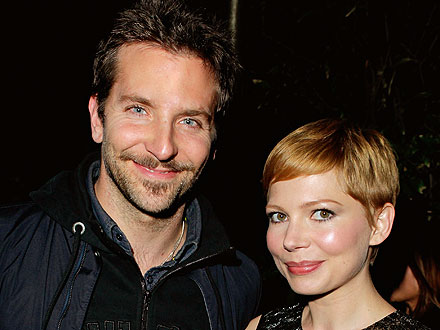 Michelle Williams & Bradley Cooper Fete Golden Globes at Star-Studded Bash | Bradley Cooper, Michelle Williams