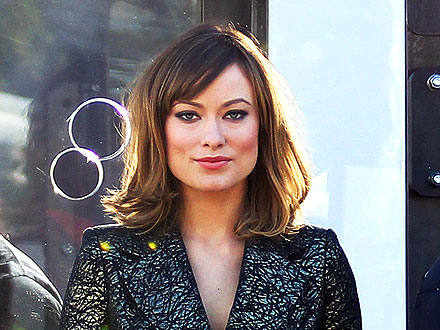 Olivia Wilde Dazzles at Charity Dinner in L.A.
