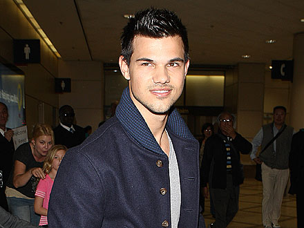Taylor Lautner&#39;s Meat-Lover&#39;s Dinner