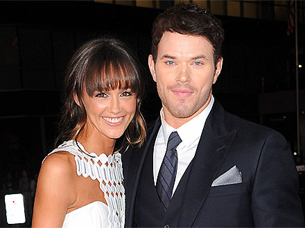 Kellan Lutz Is Honest with Sharni Vinson
