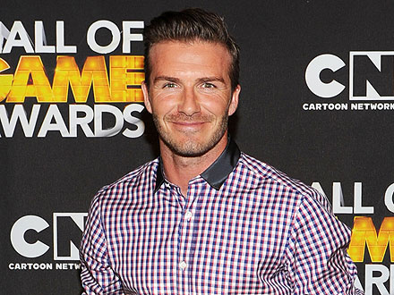 David Beckham Has a Guys' Night Out in L.A. | David Beckham