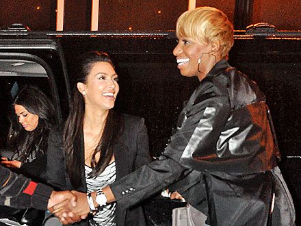Kim Kardashian Shares Dinner in Atlanta with Her 'Favorite Housewife' – NeNe!
